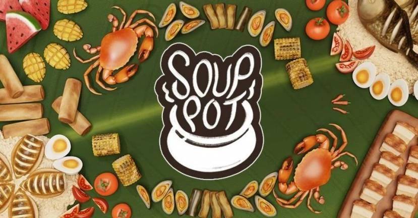 Je eigen potje koken in Soup Pot