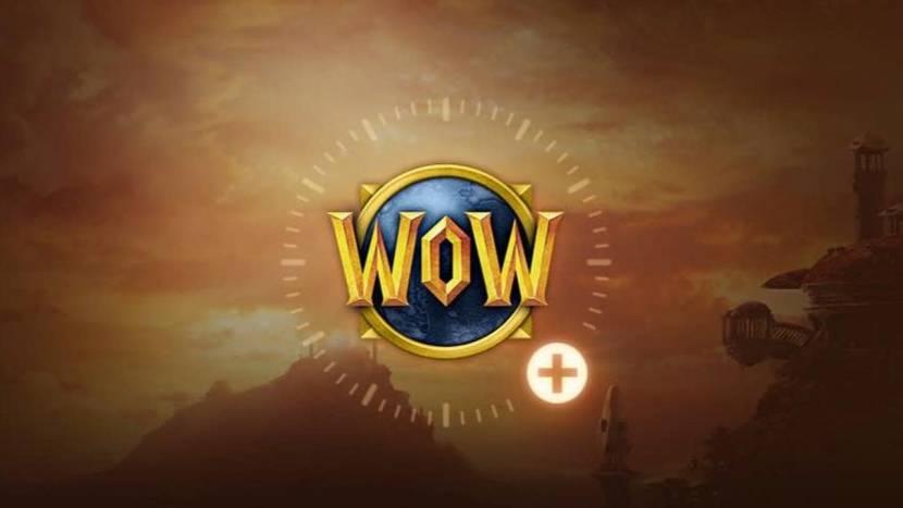 Je kan nu alleen nog maar 60 dagen World of Warcraft game time kopen