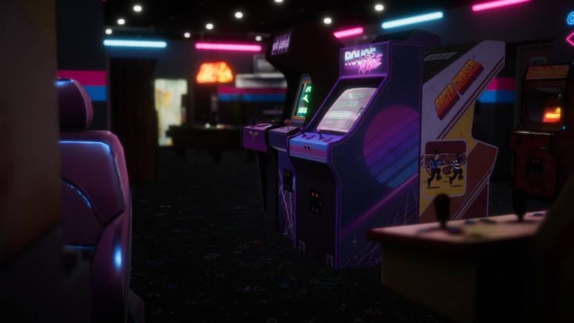 Maak van een wassalon een retro arcade in Arcade Paradise