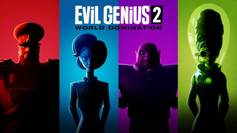 REVIEW | Evil Genius 2: World Domination