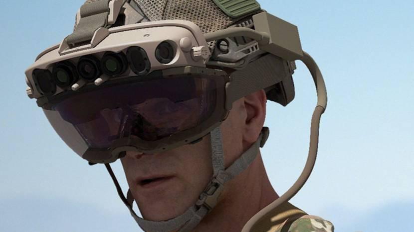 Amerikaans leger koopt voor 22 miljard dollar HoloLens headsets van Microsoft