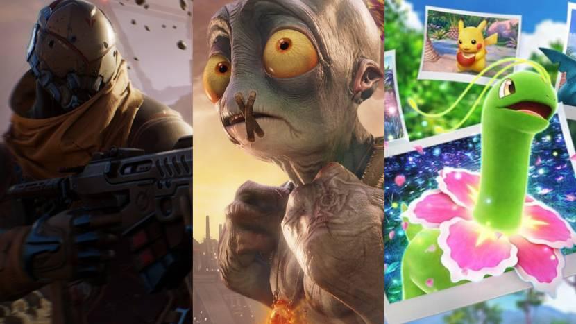Games om naar uit te kijken - april 2021