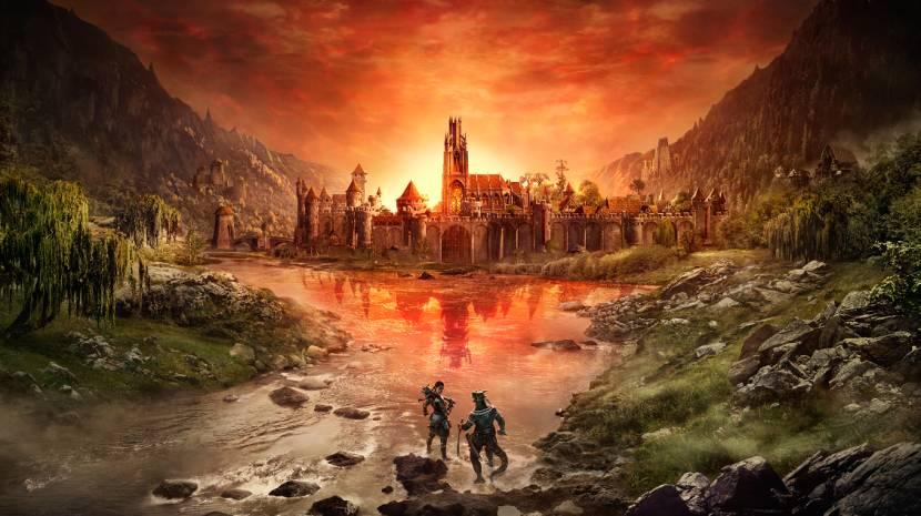 Next-gen versie The Elder Scrolls Online verschijnt in juni
