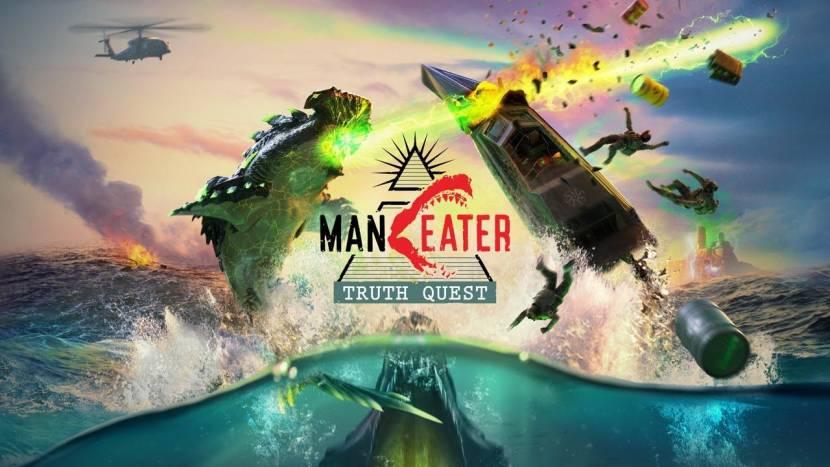 Nieuwe Maneater DLC is voer voor complotdenkers