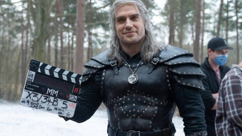 Filmen van tweede seizoen The Witcher zit erop