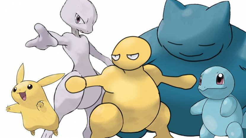 "Maak kennis met ""Peeled Pokémon"""