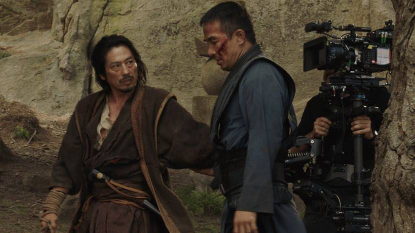 Cast neemt je mee achter de schermen van de nieuwe Mortal Kombat film