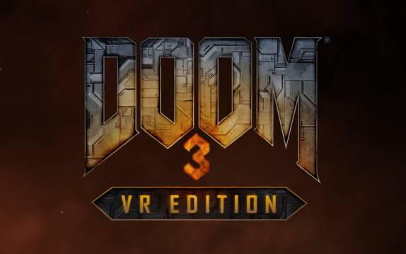 REVIEW   Doom 3: VR Edition