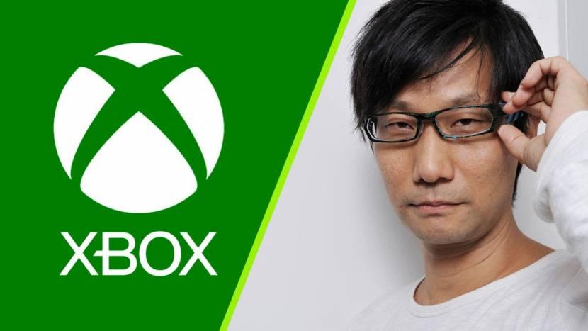 Nieuwe game van Kojima zou wel eens een Xbox exclusive kunnen zijn