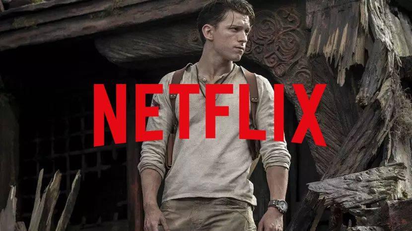 Sony sluit overeenkomst met Netflix voor onder meer Uncharted film