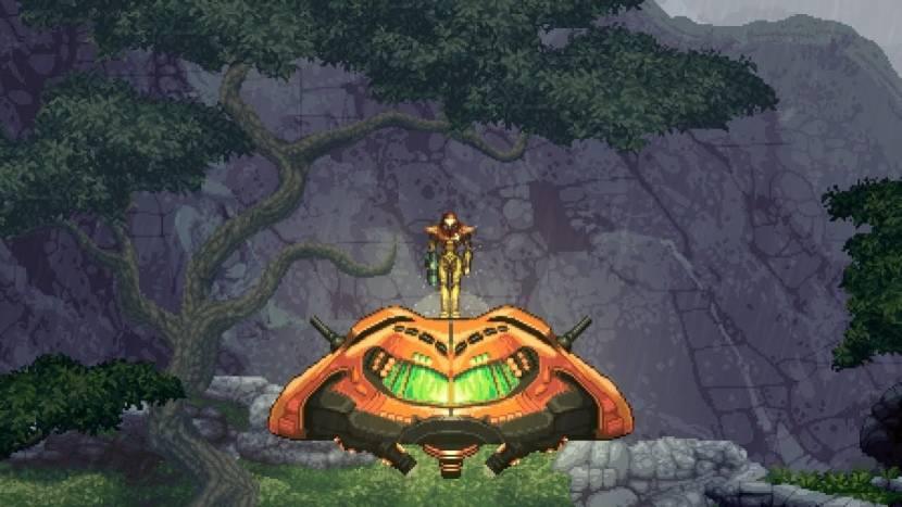 Speelbare demo gelanceerd van Metroid Prime 2D