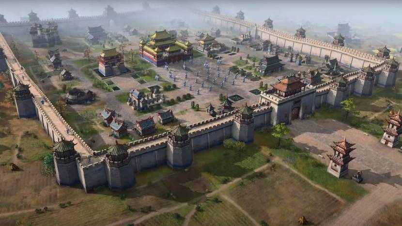 Age of Empires 4 laat heel wat gameplay zien, verschijnt eind dit jaar
