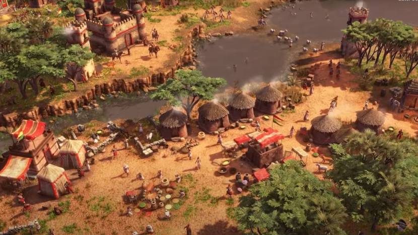 Definitive Editions van Age of Empires 2 en 3 krijgen stevige updates
