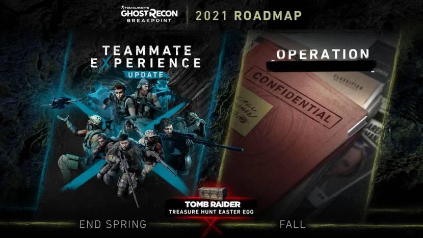 Ghost Recon Breakpoint doet roadmap voor 2021 uit de doeken