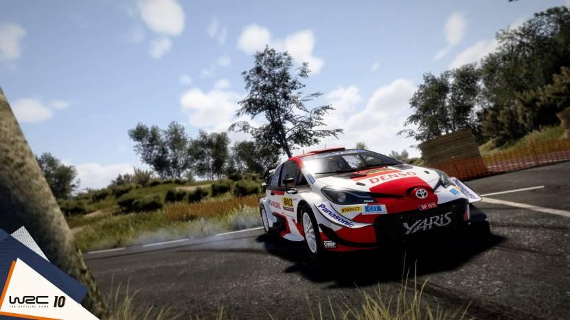 Nacon kondigt WRC 10 aan