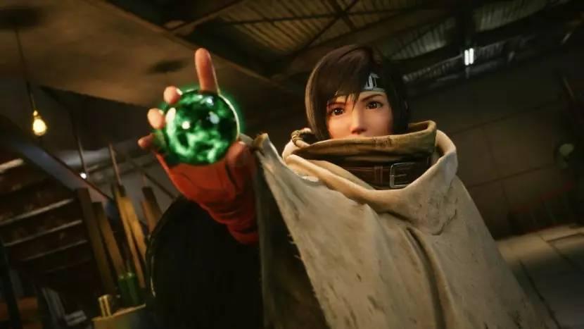Meer info over Yuffie uitbreiding van Final Fantasy 7 Remake Intergrade