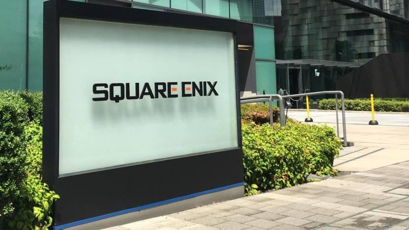 Geruchten over overname van Square Enix