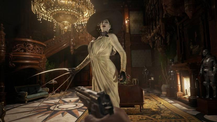 Resident Evil Village dropt nieuwe, stevige trailer en Mercenaries mode keert terug
