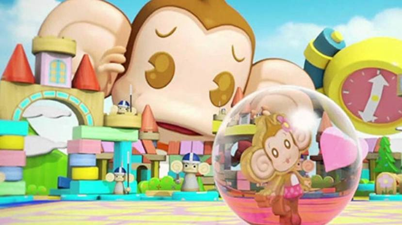 Super Monkey Ball: Banana Mania gespot