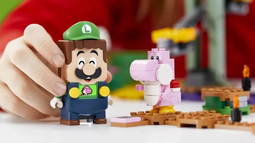 Officieel: alle info over LEGO Luigi