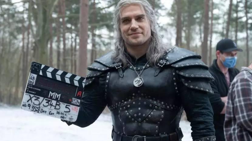 Netflix mikt op Q4 2021 voor tweede seizoen van The Witcher