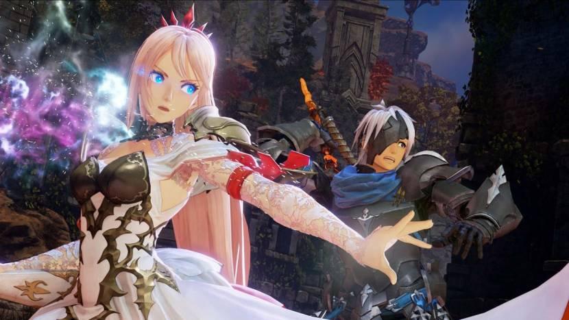 Tales of Arise verschijnt in september, toont nieuwe gameplay
