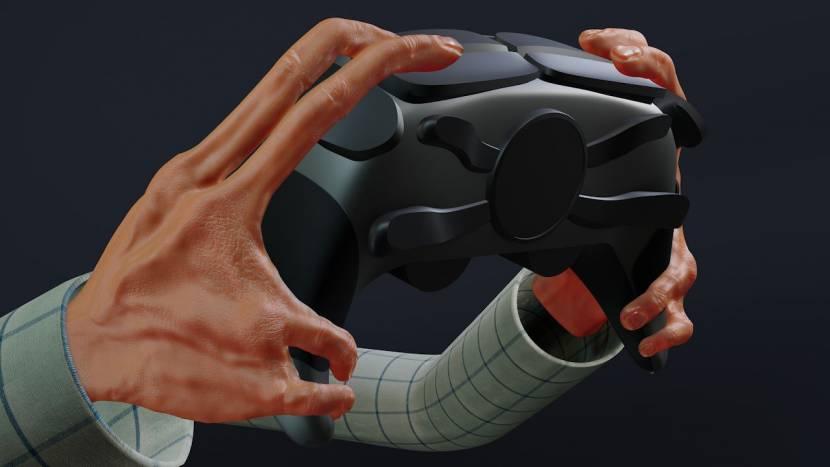 Zijn dit de gamershanden van de toekomst?