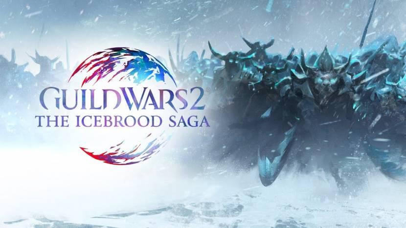 Clash tussen twee elder dragons in de finale van Guild Wars 2: The Icebrood Saga