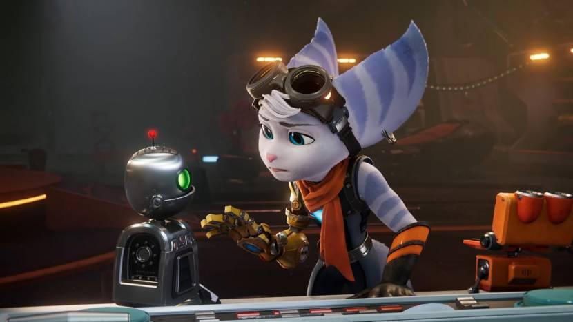 Ratchet & Clank: Rift Apart lost naam vrouwelijke Lombax