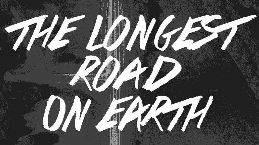 The Longest Road on Earth vertelt een verhaal door muziek
