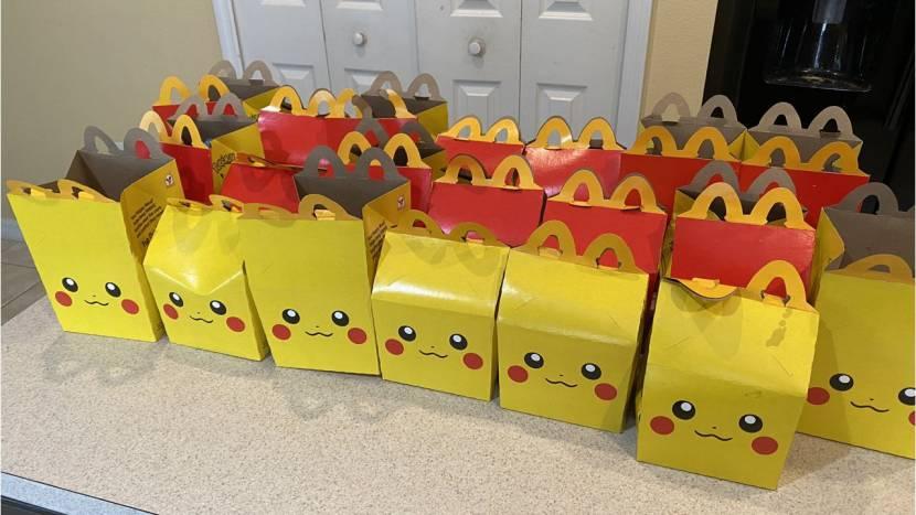 Laat nog wat over voor de kinderen a.u.b.: McDonald's probeert scalpers aan te pakken