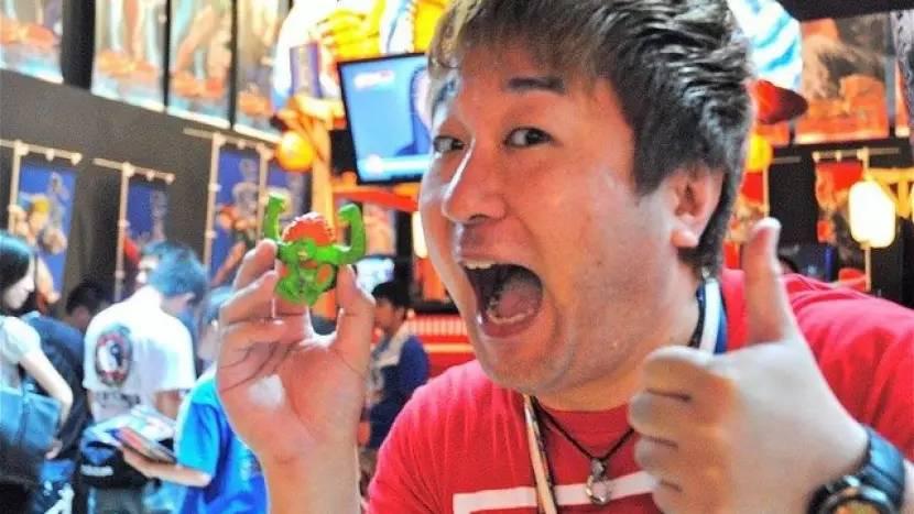 Street Fighter legende Yoshinori Ono heeft een nieuwe thuis gevonden