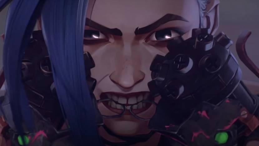Eerste trailer voor League of Legends animatieserie van Netfix