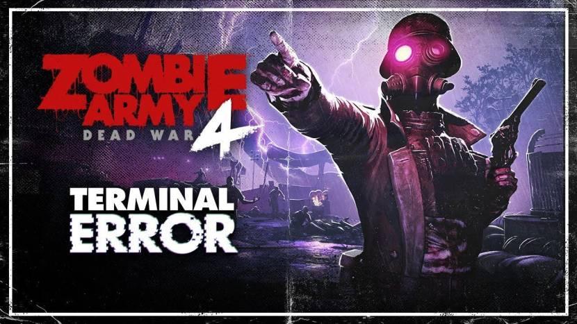 Zombie Army 4 begint aan Season 3