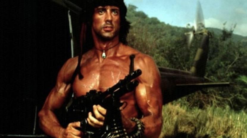 Rambo op weg naar Call of Duty: Warzone