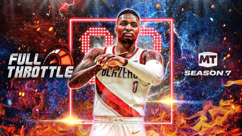 Volle gas in het nieuwe seizoen van MyTeam in NBA 2K21