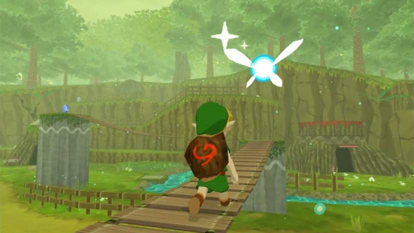 Mod brengt Ocarina of Time tot leven in Zelda: The Wind Waker