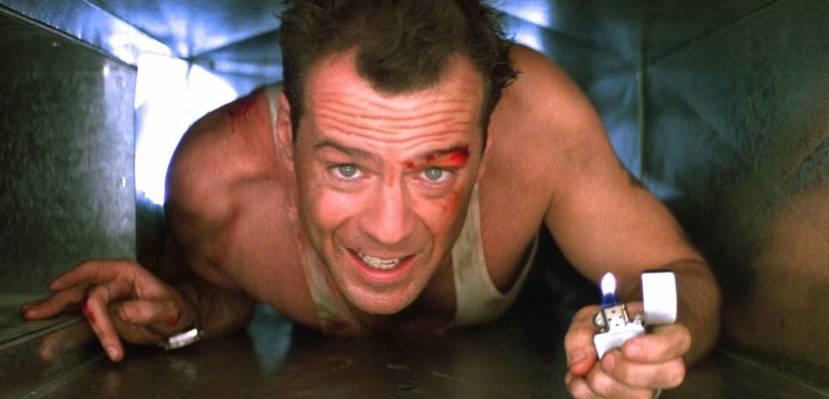 Call of Duty teaset John McClane (Die Hard) voor Warzone