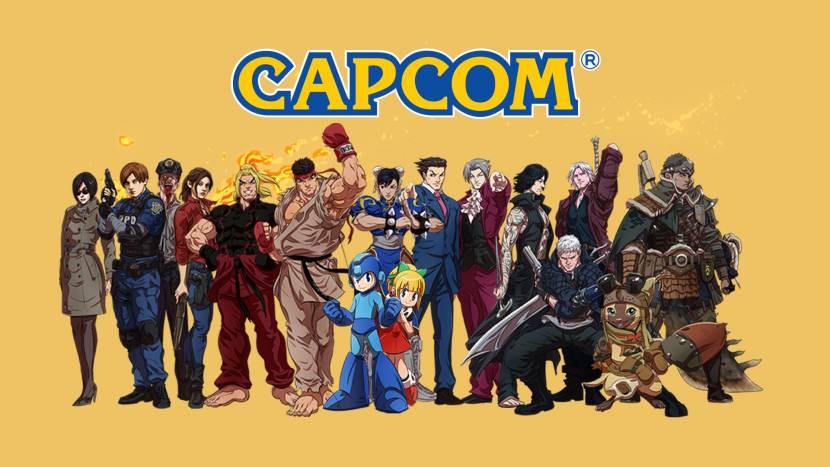 Capcom haalt voor vierde jaar op rij recordwinst