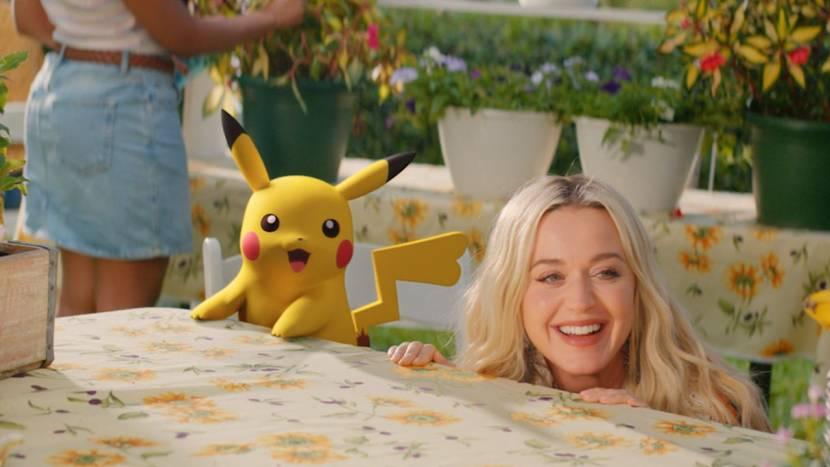 Dit is het nummer van Katy Perry ter ere van 25 jaar Pokémon