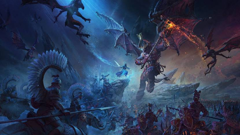 Total War: Warhammer 3 laat heel wat gameplay zien, waaronder de nieuwe Survival Battles