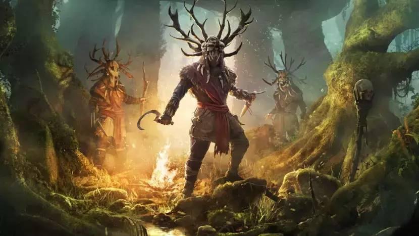 Wrath of the Druids DLC gelanceerd voor Assassin's Creed Valhalla