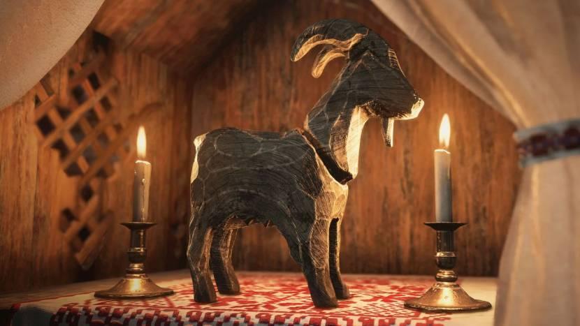 GUIDE | De locaties van alle Goats of Warding in Resident Evil Village