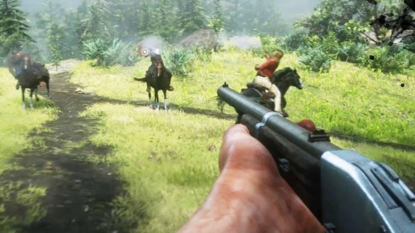 Red Dead Redemption 2 VR mod gelanceerd