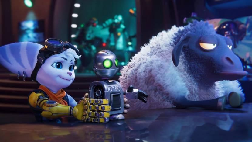 Nieuwe trailer Ratchet and Clank: Rift Apart focust op het verhaal