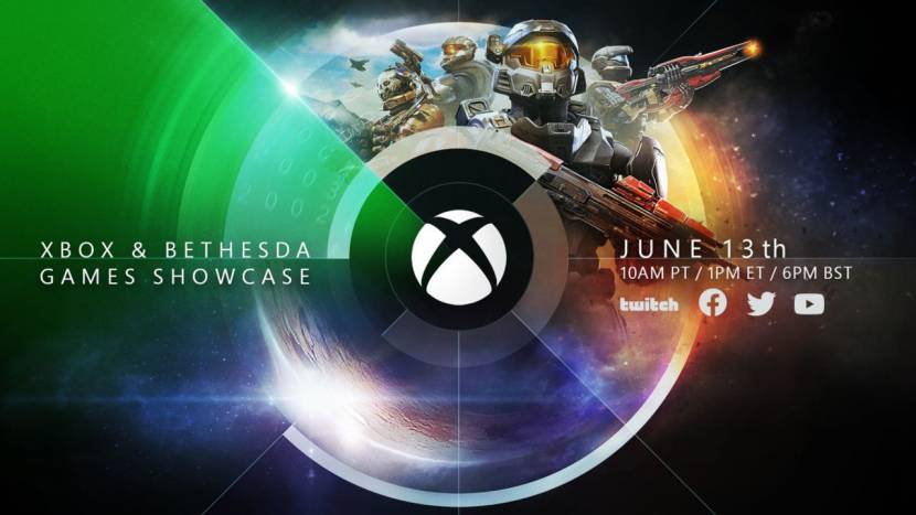 Microsoft houdt op 13 juni Xbox & Bethesda Games Showcase