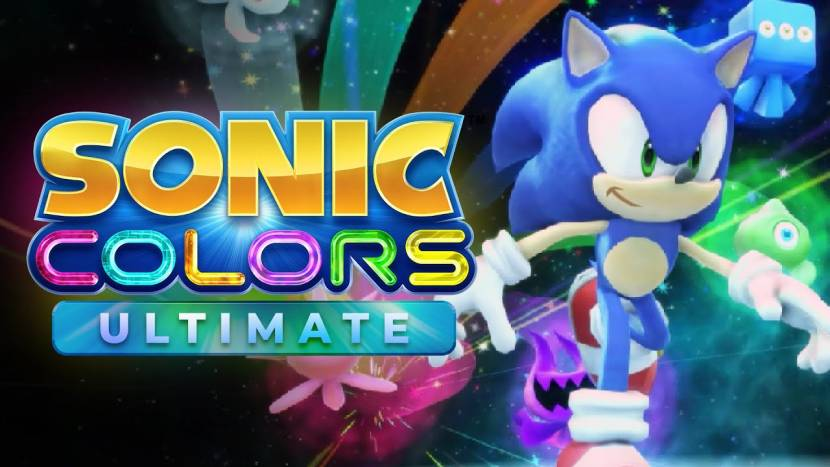 Sonic Colors Ultimate is remaster van Sonic Colors
