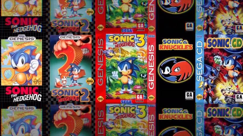 Sonic Origins bundelt eerste games van Sonic