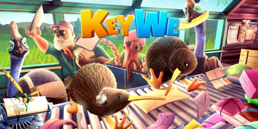 HANDS-ON PREVIEW | KeyWe is lekker absurde co-op