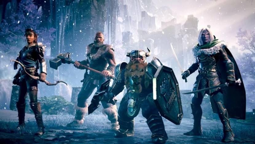 Baldur's Gate: Dark Alliance krijgt alsnog lokale split-screen co-op
